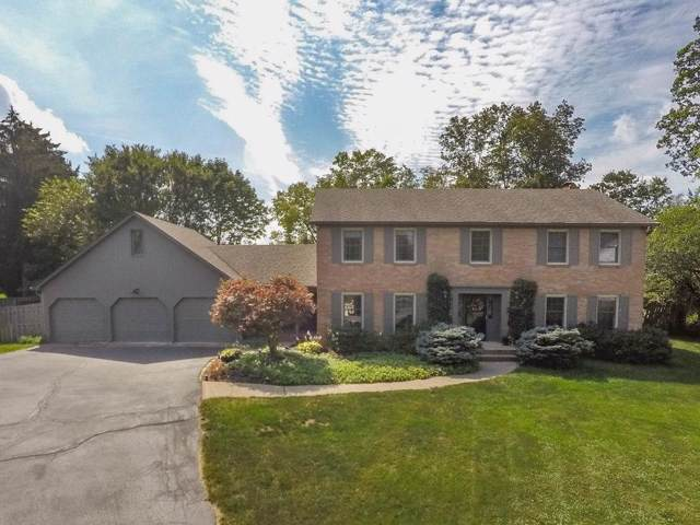 3518 Eden Place, Carmel, IN 46033 (MLS #21667738) :: The ORR Home Selling Team