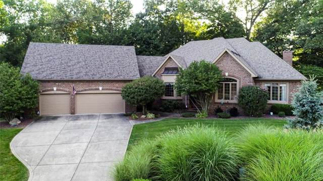219 Winterhaven Drive, Anderson, IN 46011 (MLS #21667742) :: The ORR Home Selling Team