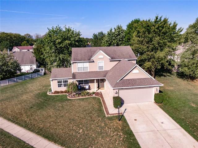 10508 Pineview Circle, Fishers, IN 46038 (MLS #21667749) :: Richwine Elite Group