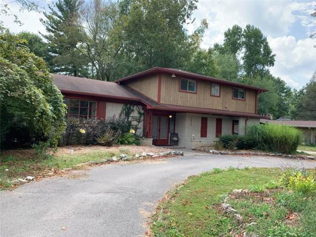 2535 Will Crest Drive, Indianapolis, IN 46228 (MLS #21667765) :: AR/haus Group Realty