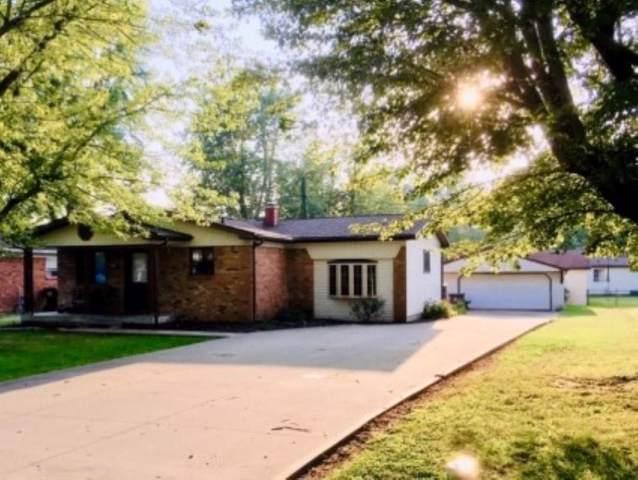 1106 W Northwood Drive, Brazil, IN 47834 (MLS #21667795) :: Heard Real Estate Team | eXp Realty, LLC