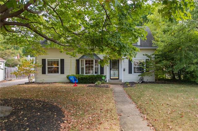 5323 Graceland Avenue, Indianapolis, IN 46208 (MLS #21667801) :: The Indy Property Source