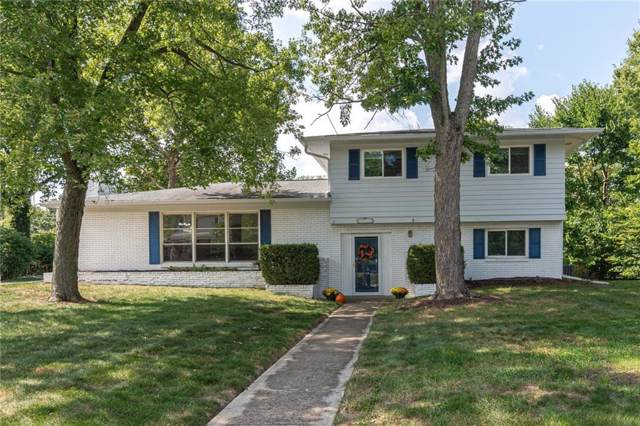 6836 Cricklewood Road, Indianapolis, IN 46220 (MLS #21667810) :: The Indy Property Source