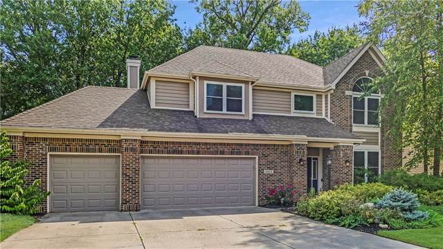 6923 Bluffgrove Circle, Indianapolis, IN 46278 (MLS #21667815) :: David Brenton's Team