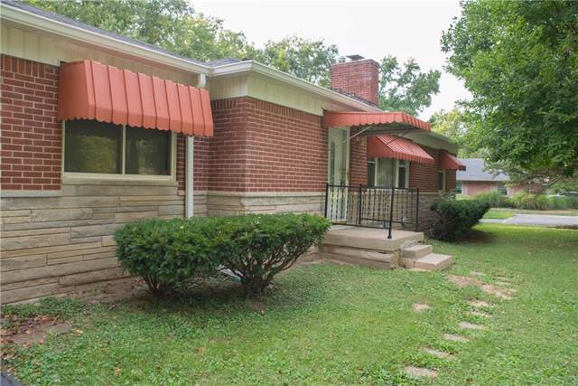 5530 Woodside Drive, Indianapolis, IN 46228 (MLS #21667832) :: AR/haus Group Realty