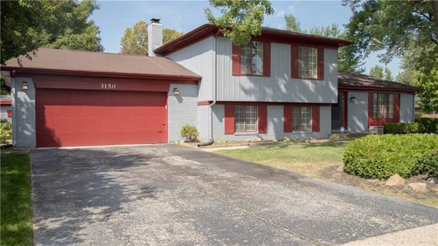 3150 Foxfire Drive, Indianapolis, IN 46214 (MLS #21667868) :: AR/haus Group Realty