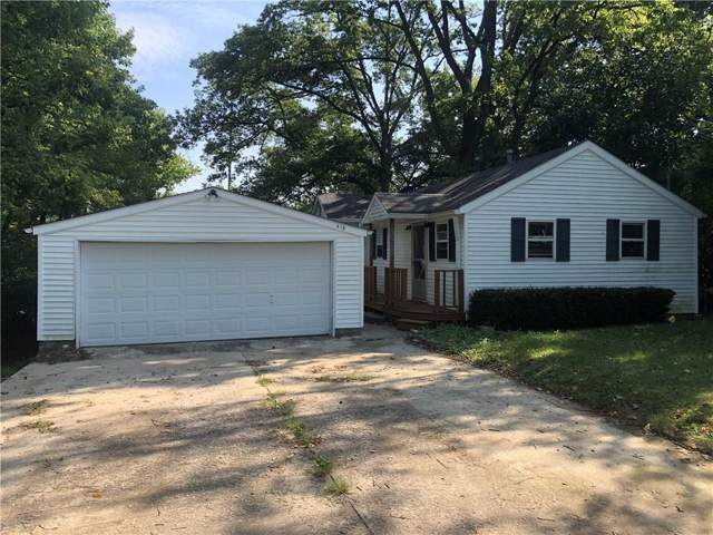 418 W Staat, Fortville, IN 46040 (MLS #21667899) :: Mike Price Realty Team - RE/MAX Centerstone