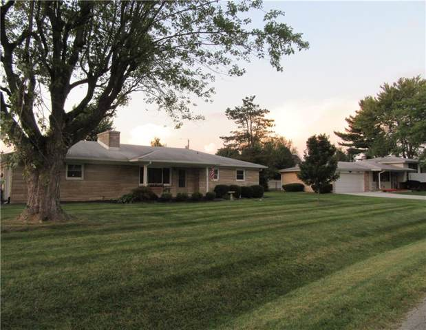 1044 W Highland Drive, Shelbyville, IN 46176 (MLS #21667903) :: Mike Price Realty Team - RE/MAX Centerstone