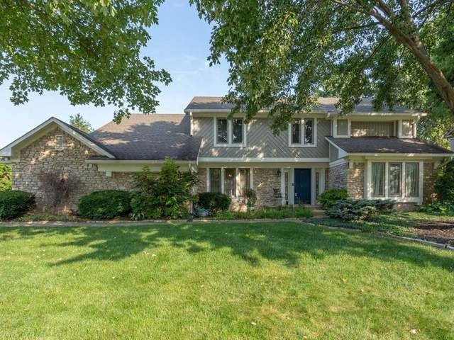 12802 Limberlost Drive, Carmel, IN 46033 (MLS #21667920) :: The ORR Home Selling Team