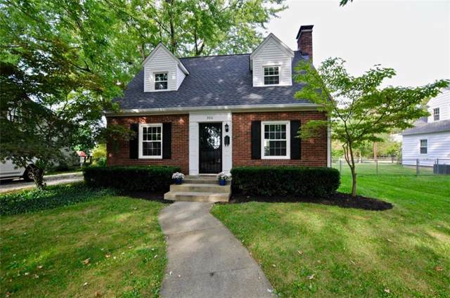 306 Duffey Street, Plainfield, IN 46168 (MLS #21667976) :: The Indy Property Source