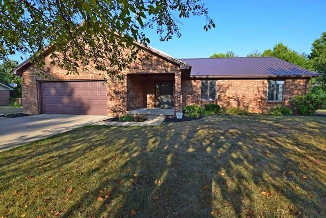 205 Lucky Lane, Pendleton, IN 46064 (MLS #21667986) :: The Star Team   RE/MAX Realty Group
