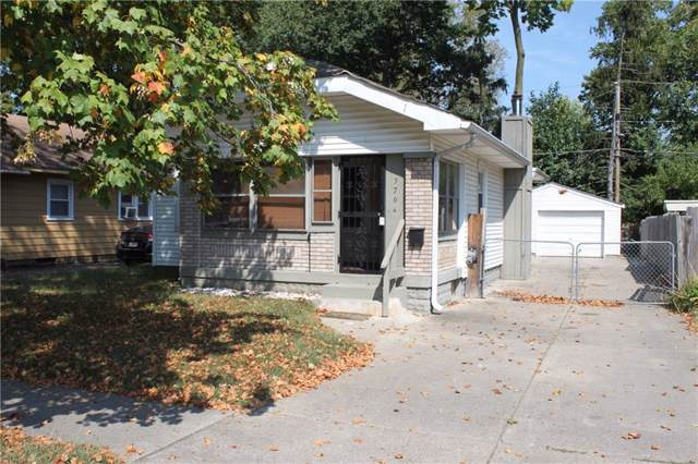 3706 Creston Drive, Indianapolis, IN 46222 (MLS #21668011) :: AR/haus Group Realty