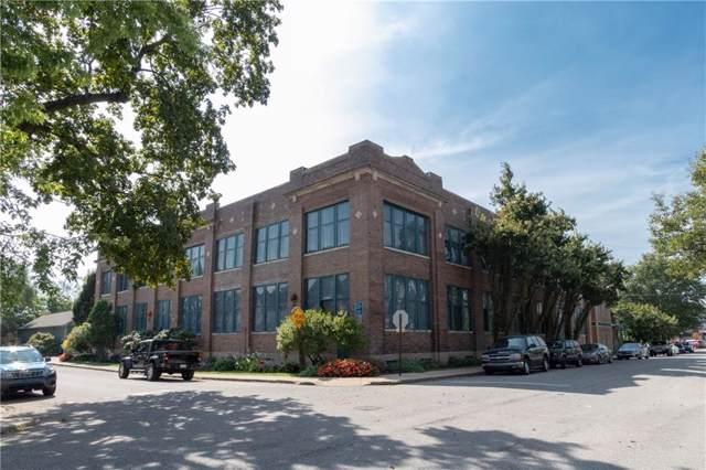 735 Lexington Avenue #28, Indianapolis, IN 46203 (MLS #21668017) :: HergGroup Indianapolis