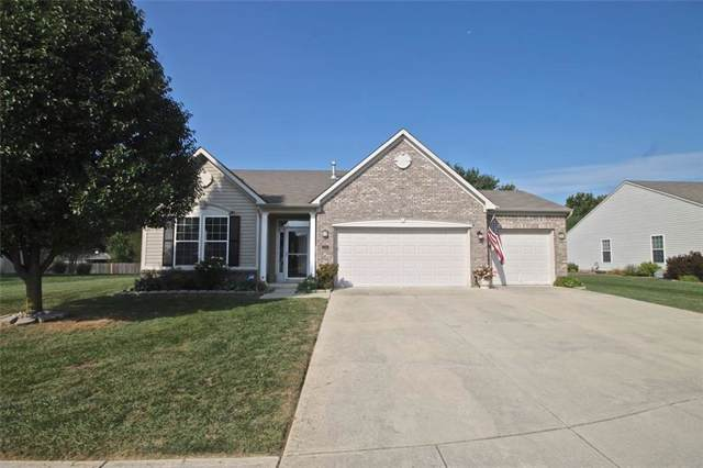 1520 Stanford Drive, Avon, IN 46123 (MLS #21668026) :: Mike Price Realty Team - RE/MAX Centerstone