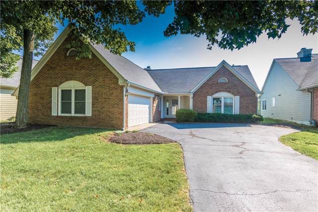 7619 Newport Bay Drive E, Indianapolis, IN 46240 (MLS #21668034) :: AR/haus Group Realty