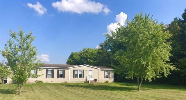 9900 N Langdon Road, Gaston, IN 47342 (MLS #21668061) :: The ORR Home Selling Team