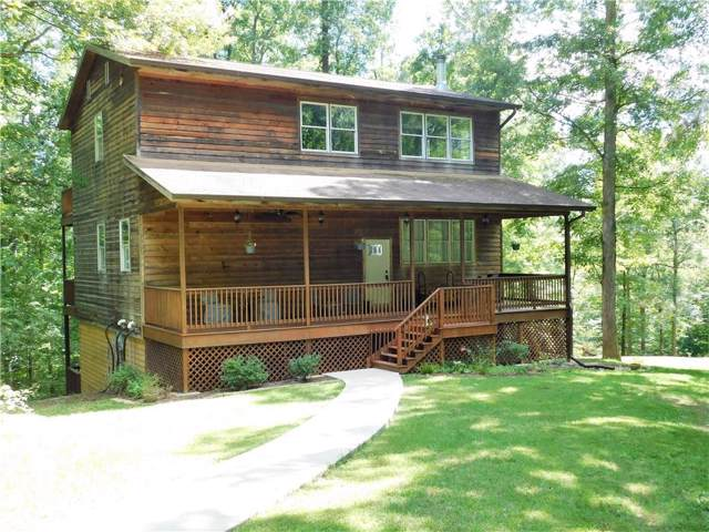 7522 John Young Road, Unionville, IN 47468 (MLS #21668065) :: AR/haus Group Realty