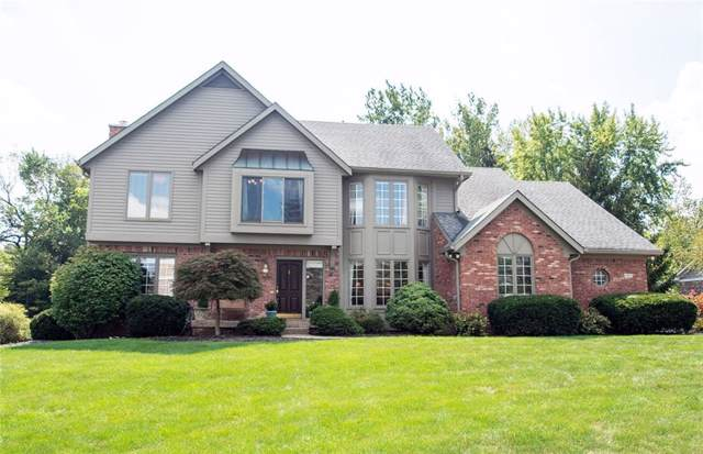 12051 Kingfisher Court, Indianapolis, IN 46236 (MLS #21668072) :: David Brenton's Team