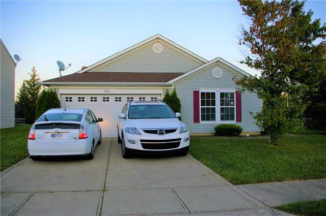 1663 Howell Drive, Indianapolis, IN 46231 (MLS #21668094) :: Your Journey Team