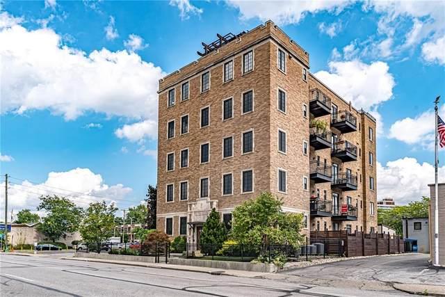 825 N Delaware Street 3B, Indianapolis, IN 46204 (MLS #21668101) :: Heard Real Estate Team | eXp Realty, LLC