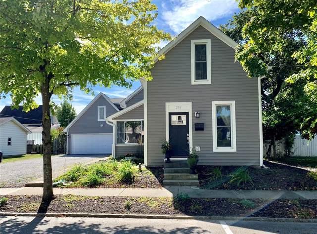 206 W Staat Street, Fortville, IN 46040 (MLS #21668108) :: Heard Real Estate Team | eXp Realty, LLC