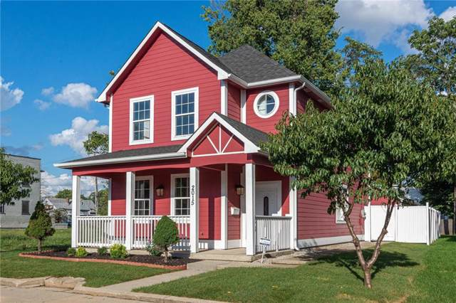 2015 N College Avenue, Indianapolis, IN 46202 (MLS #21668110) :: Your Journey Team