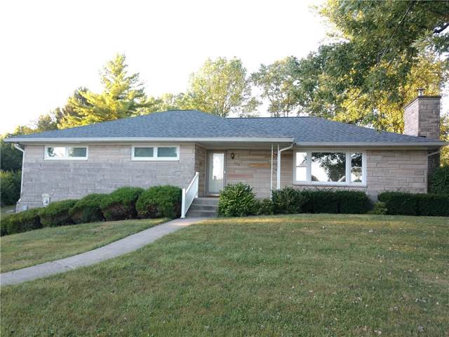 336 E 300 N, Greenfield, IN 46140 (MLS #21668139) :: HergGroup Indianapolis