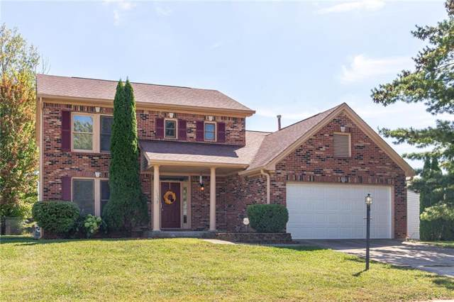 6027 Mcclellan Court, Indianapolis, IN 46254 (MLS #21668152) :: Mike Price Realty Team - RE/MAX Centerstone