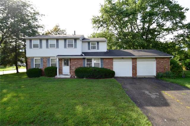 1622 Fogelson Drive, Indianapolis, IN 46229 (MLS #21668154) :: David Brenton's Team