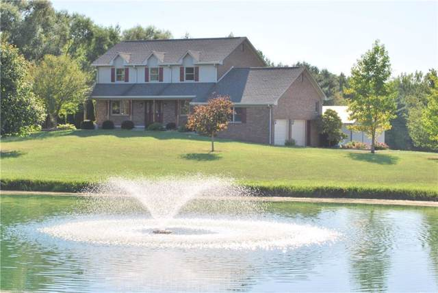 5426 N 300 E, Greenfield, IN 46140 (MLS #21668158) :: HergGroup Indianapolis