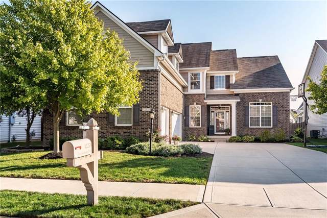 12275 Twyckenham Drive, Fishers, IN 46037 (MLS #21668168) :: The Indy Property Source