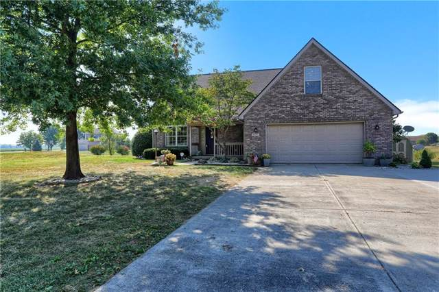 8297 Mt Vernon Way, Fortville, IN 46040 (MLS #21668185) :: The Star Team | RE/MAX Realty Group