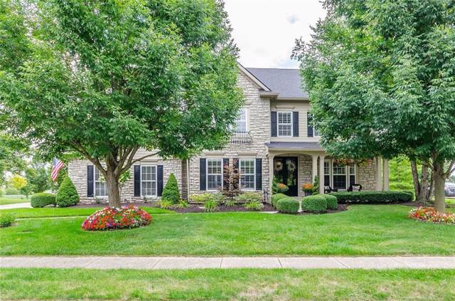 10470 Saddlestone Drive, Fishers, IN 46040 (MLS #21668200) :: Heard Real Estate Team | eXp Realty, LLC