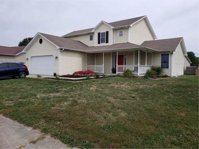 1189 Whipporwill Dr., Seymour, IN 47274 (MLS #21668208) :: The Indy Property Source