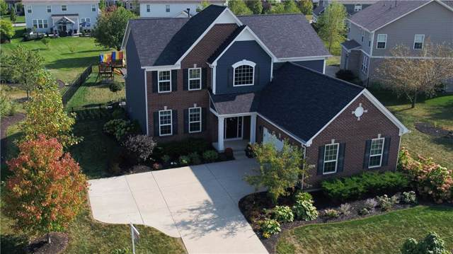 15325 Fantina Lane, Fishers, IN 46040 (MLS #21668221) :: Heard Real Estate Team | eXp Realty, LLC