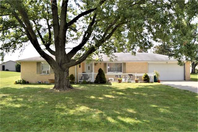 1209 Factory Street, Frankton, IN 46044 (MLS #21668225) :: HergGroup Indianapolis