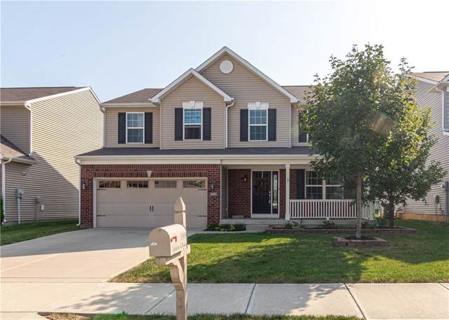13959 Luxor Chase, Fishers, IN 46038 (MLS #21668229) :: The Evelo Team