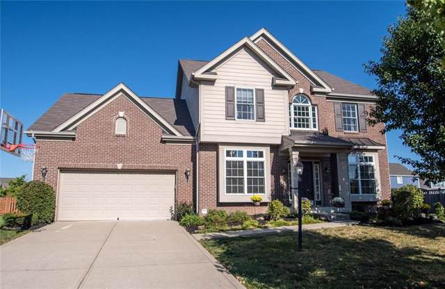 13734 Heatherfield Drive, Fishers, IN 46038 (MLS #21668233) :: HergGroup Indianapolis