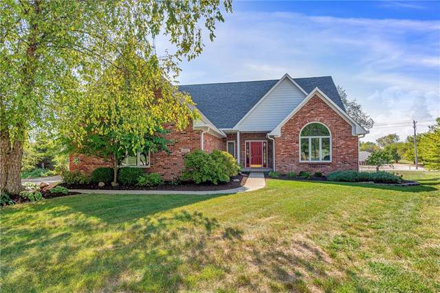 4899 Myrtle Lane, Greenwood, IN 46142 (MLS #21668236) :: Mike Price Realty Team - RE/MAX Centerstone