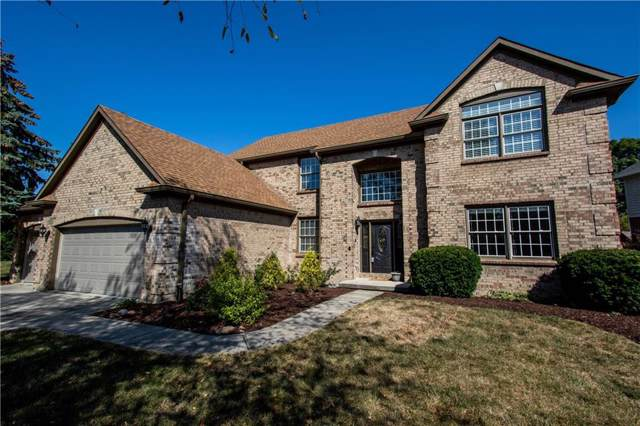 10704 Windermere Boulevard, Fishers, IN 46037 (MLS #21668242) :: HergGroup Indianapolis
