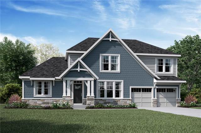 5729 Oakmont Boulevard, Bargersville, IN 46106 (MLS #21668273) :: The Indy Property Source