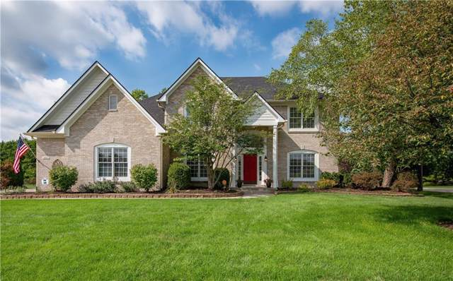 9651 Winter Way, Zionsville, IN 46077 (MLS #21668276) :: Mike Price Realty Team - RE/MAX Centerstone