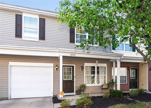4928 Tuscany Lane, Indianapolis, IN 46254 (MLS #21668278) :: The Indy Property Source