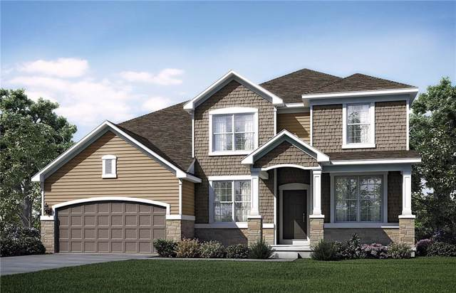 12770 E Sunrise Drive, Noblesville, IN 46060 (MLS #21668284) :: Richwine Elite Group