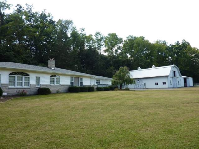 3966 E State Road 240, Greencastle, IN 46135 (MLS #21668286) :: Heard Real Estate Team | eXp Realty, LLC