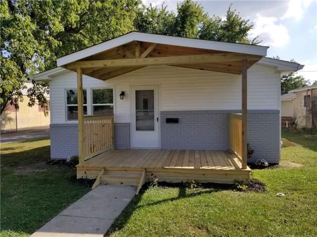 2421 S I Street, Elwood, IN 46036 (MLS #21668296) :: The ORR Home Selling Team