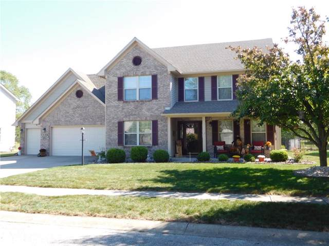 5631 Oakcrest Drive, Indianapolis, IN 46237 (MLS #21668324) :: The ORR Home Selling Team