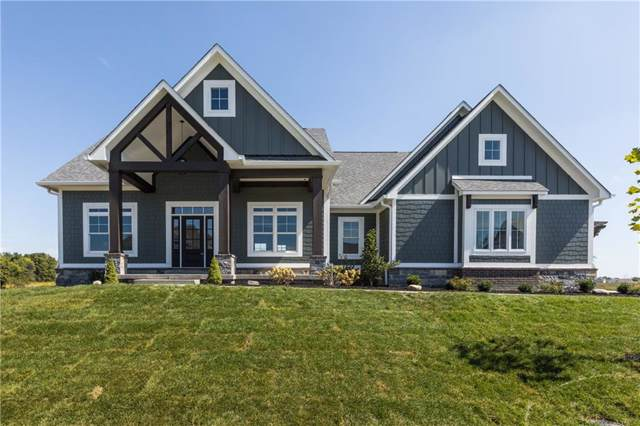 3933 Idlewind Drive, Westfield, IN 46074 (MLS #21668356) :: The Indy Property Source