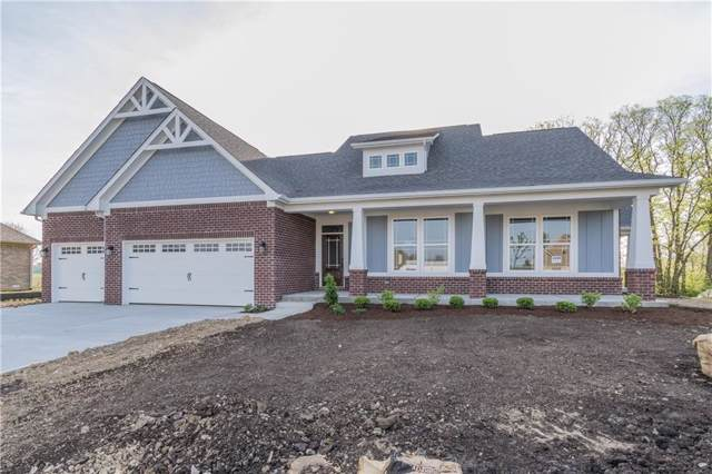 0 Pendle Hill Avenue, Pendleton, IN 46064 (MLS #21668373) :: The ORR Home Selling Team