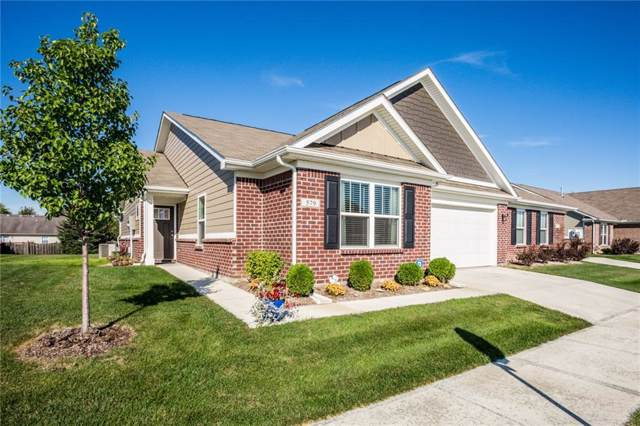 579 Overcup Street 11A, Westfield, IN 46074 (MLS #21668389) :: HergGroup Indianapolis